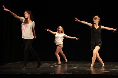 Foto zu Meldung: Tanzinteressenten in Parchim gesucht