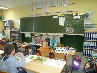 Foto zur Meldung: Bundesdeutscher Vorlesetag