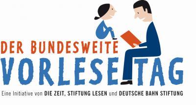 Foto zur Meldung: Die Bibliothek Wusterhausen machte mit beim Bundesweiten Vorlesetag am  21. November 2014