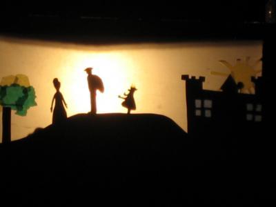 Foto zur Meldung: Theater im Schuhkarton