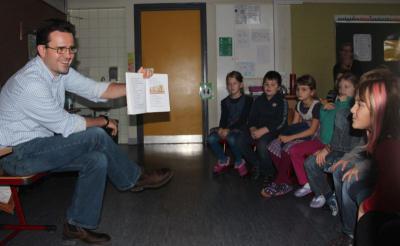 Foto zur Meldung: 11. Bundesweiter Vorlesetag