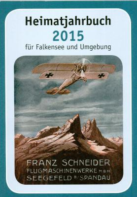Foto zu Meldung: Heimatjahrbuch 2015 ab sofort erhältlich!