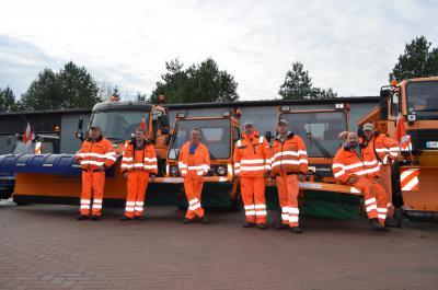 Foto zu Meldung: Hinweise zum Winterdienst in der Stadt Oranienburg