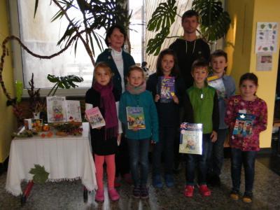 Foto zur Meldung: Lesen, Märchen und Bücher