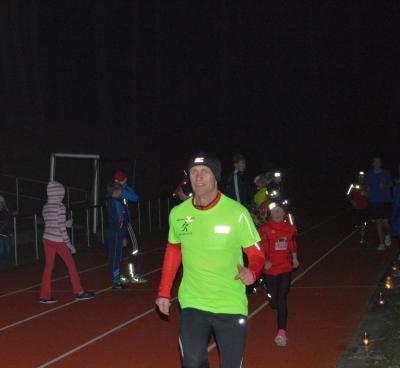 Foto zur Meldung: 17.Lichterpaarlauf in Laage