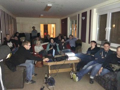 Foto zur Meldung: Viele schlaue Köpfe in den Jugendclubs!