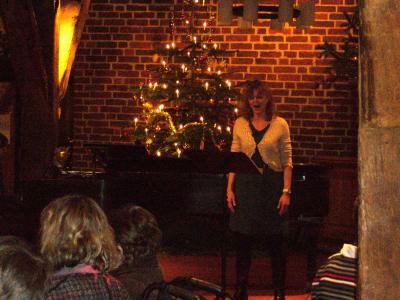 Kirsten Patt, Sängerin im Lüneburger Stadttheater