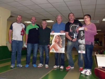 Foto zur Meldung: SC Laage dankt seinen Trainern
