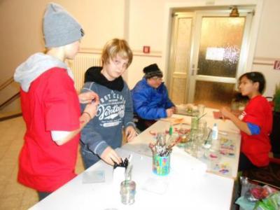 Foto zur Meldung: Weihnachtsmarkt in Schielo