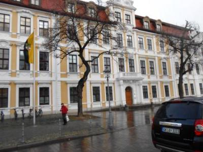 Foto zur Meldung: Besuch des Landtages der 10. Klassen