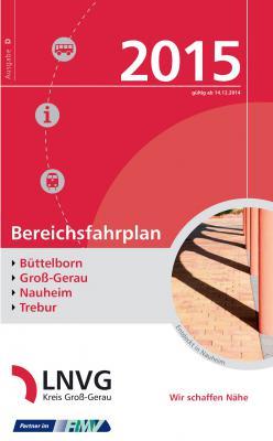 Foto zur Meldung: Änderungen zum Fahrplanwechsel am 14.12.2014 im Landkreis Groß-Gerau