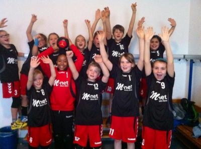 Handball E-Mannschaft
