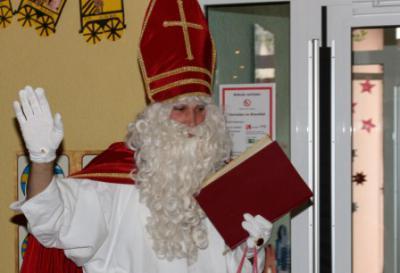 Foto zu Meldung: Der Nikolaus war da