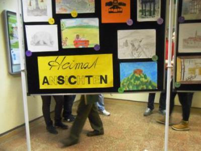 Foto zur Meldung: Schülerdocumenta