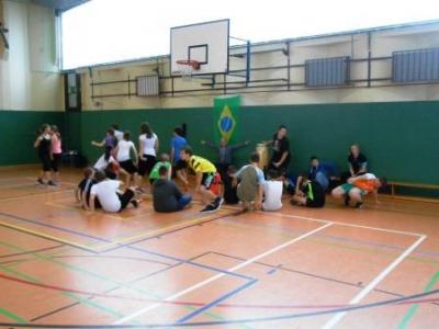 Foto zur Meldung: Capoeira