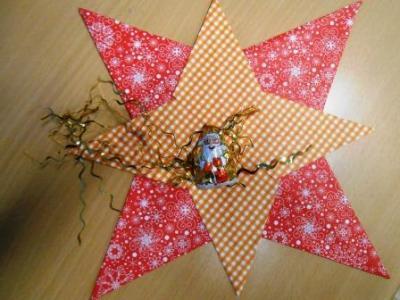Foto zur Meldung: Weihnachtsbasteln