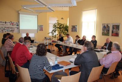 """Foto zur Meldung: Workshop """"Enkeltaugliches Energieszenario"""""""