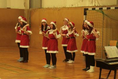 Foto zur Meldung: Weihnachtsprogramm 2014