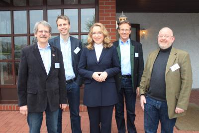 Foto zur Meldung: Forum BürgerEnergieWende Schaumburg 2014