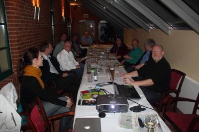 Foto zur Meldung: 10. Arbeitskreissitzung Thema: Energieeffizienz