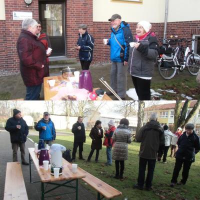 Foto zur Meldung: Rehfelder Neujahrswanderung 2015
