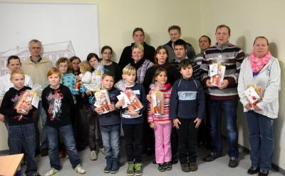 Foto zu Meldung: Gutscheine und Geschenke zum Weihnachtsfest