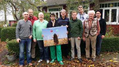 Foto zur Meldung: Wochenend Workshop, Hannys Radlercafe, Horum, Wangerland