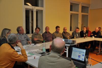 Foto zur Meldung: 7. Arbeitskreissitzung Thema: Naturschutz