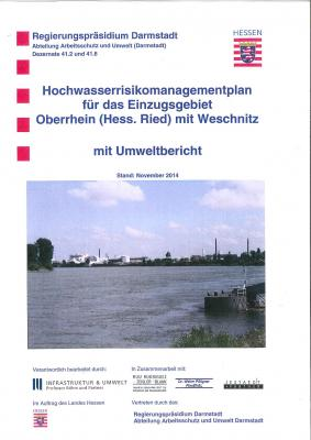 Foto zur Meldung: Hochwasserrisikomanagementplan für den Oberrhein (Hess. Ried) mit Weschnitz