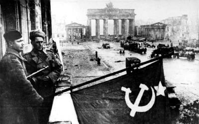 Foto zur Meldung: 8. Mai 1945 - 70 Jahre Kriegsende