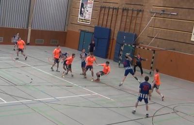 Foto zur Meldung: B-Jugend erlebt Spitzenhandball beim Sauerlandcup in Menden