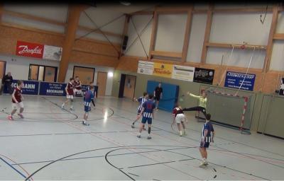 Foto zur Meldung: Oberliga HH/SH   TSV Sieverstedt – AMTV Hamburg  33:21