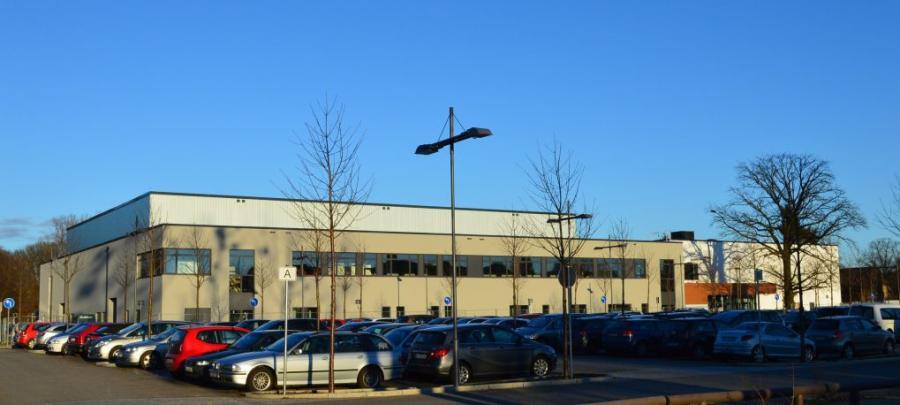 Neue Stadthalle Falkensee