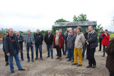 Foto zur Meldung: 3. Arbeitskreissitzung Thema: Biogaserzeugung