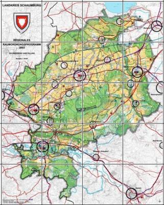 Foto zur Meldung: 2. Arbeitskreissitzung Thema: Regionales Raumordnungsprogramm Schaumburg