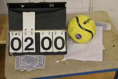 Foto zur Meldung: Schulhandballturnier