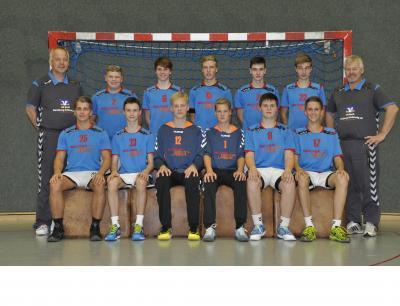 Foto zur Meldung: KOL Nord  TSV Sieverstedt II – HFF Munkbrarup  22 :  24