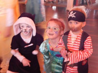 Foto zu Meldung: TV Hude TV: Kinderkarneval des TV Hude geht ab wie eine Rakete!