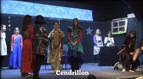 Vorschaubild zur Meldung: Die Klasse 6a macht ihre Show