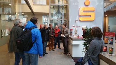 Foto zur Meldung: 16. Arbeitskreissitzung Thema: Solartag