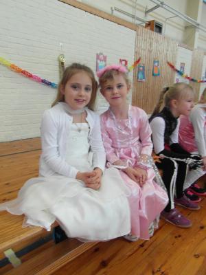 Foto zur Meldung: 29. Januar - Faschingsparty in der Grundschule