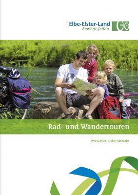 Foto zu Meldung: Wandern und Radwandern Broschüre neu erschienen