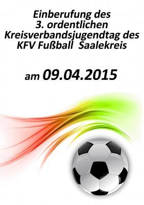 Foto zur Meldung: Einberufung des 3. ordentlichen Kreisverbandsjugendtag des KFV am 09.04.2015