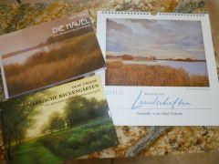Foto zur Meldung: Kalender Märkische Landschaften & mehr ...