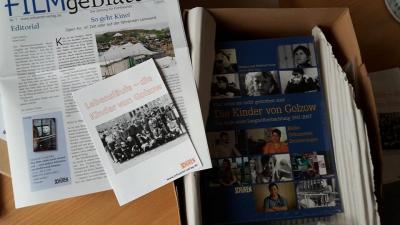 """Foto zu Meldung: Zweiter Werkstattbericht zur Dokumentation """"Kinder von Golzow"""""""
