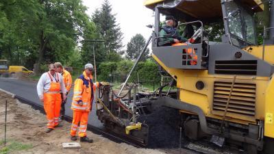 Foto zur Meldung: Straßenausbaukonzeption bis 2025