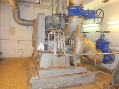 Foto zur Meldung: Nauheim - Pumpe ist nicht gleich Pumpe