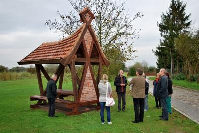 Foto zur Meldung: Frau Harke-Sagenpfad kommt ins Havelland