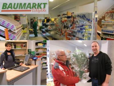 Foto zu Meldung: Neueröffnung - Endlich wieder ein Baumarkt in Rehfelde!