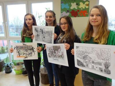 Foto zu Meldung: Malwettbewerb »Gesichter einer Stadt – Oranienburg 800« gestartet